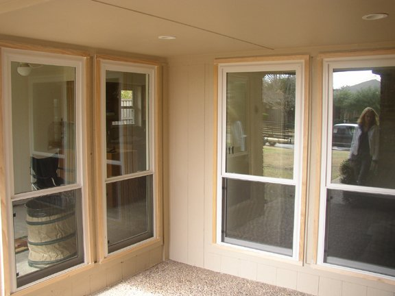 Don Young Company Vinyl Double Hung Replacement Windows