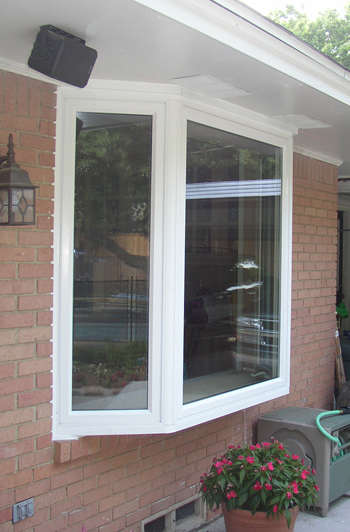 Bow Window Exterior