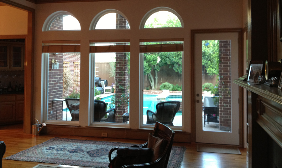 These are a great replacement windows for North Texas in spite of what other window manufacturers like to say.