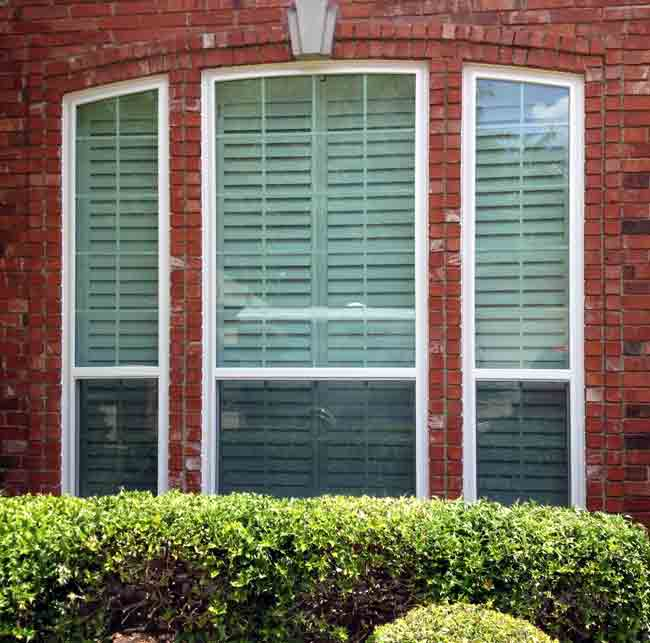 NT Window Energy Master Vinyl Replacement Windows in Plano