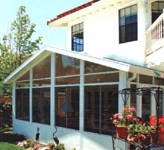 Sunrooms, enclosures and patio covers in Dallas and surrounding areas