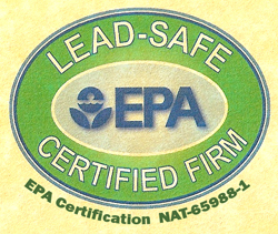EPA Certified Home Improvement Contractor in Dallas serving all of North Texas