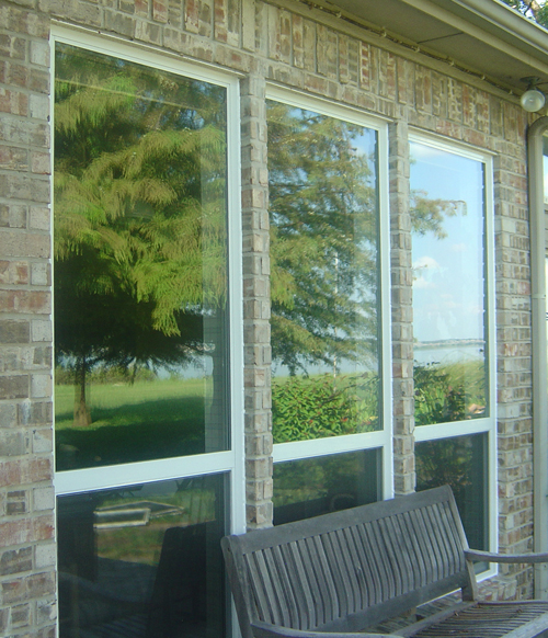 Single Hung Don Young Company Aluminumn Thermal Break Windows