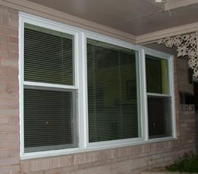 Vinyl Twin Windows And Triple Windows Dallas Texas