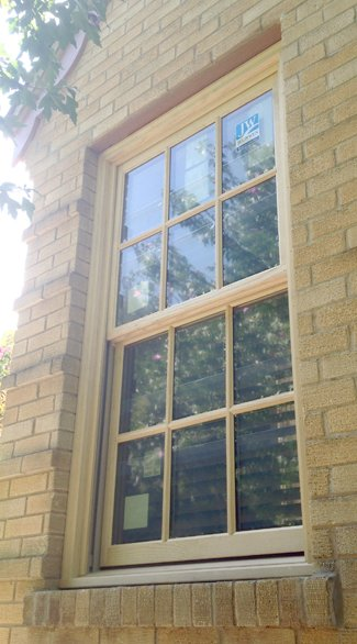 Wood Windows with simulated or true divided lite grids